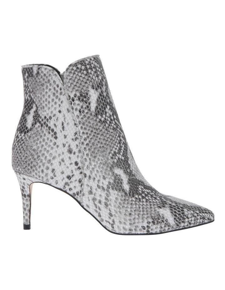 Belgravia Snake Print Leather Boot image 1
