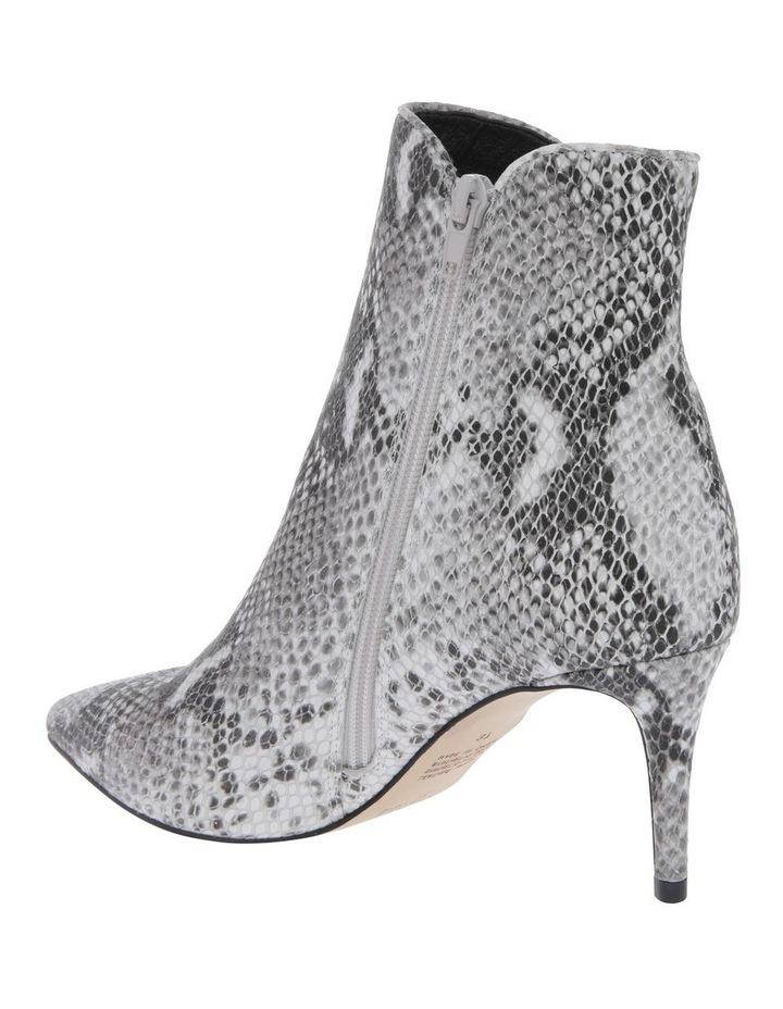 Belgravia Snake Print Leather Boot image 2