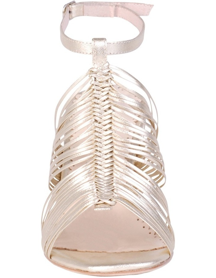 Lisa Gold Kid Sandal image 3