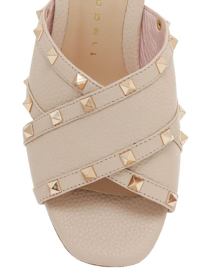Gina Shell Leather Sandal image 3