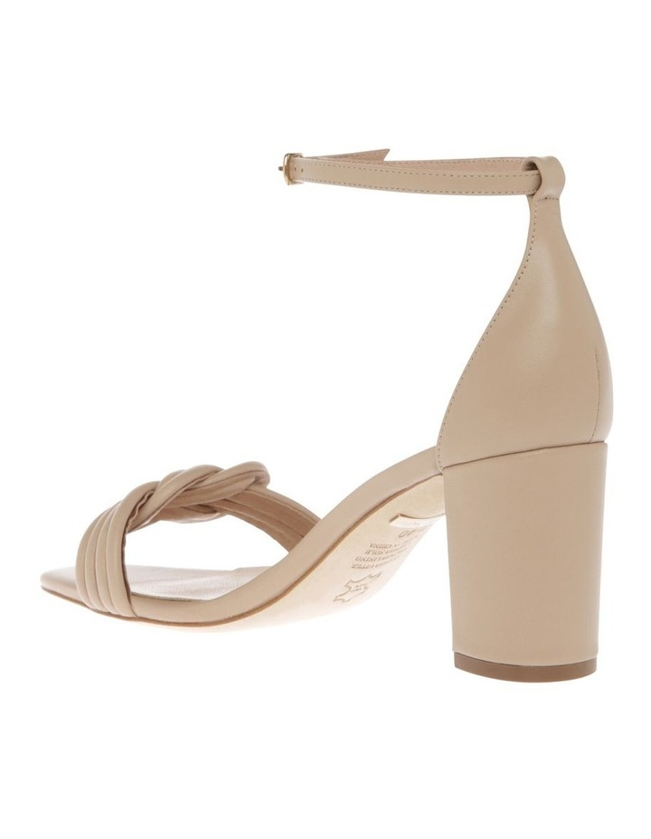 Karie Shell Leather Sandal image 2