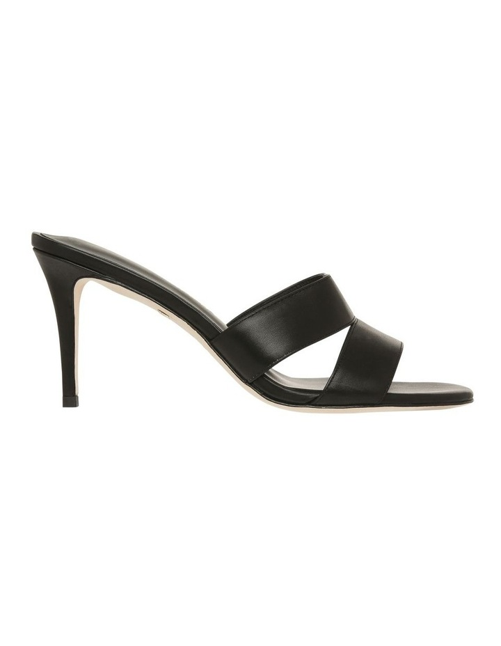 Ondine Black Leather Sandal image 1