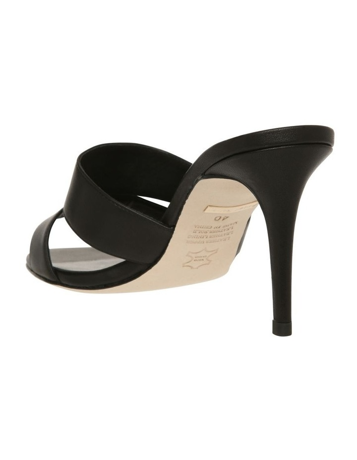 Ondine Black Leather Sandal image 2