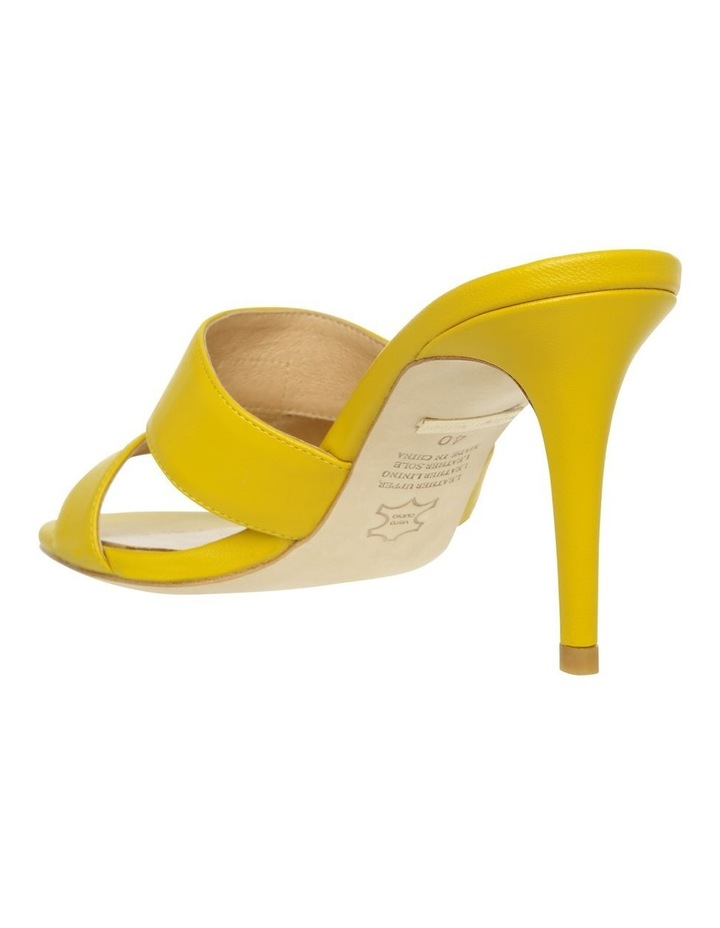 Ondine Sunflower Leather Sandal image 2