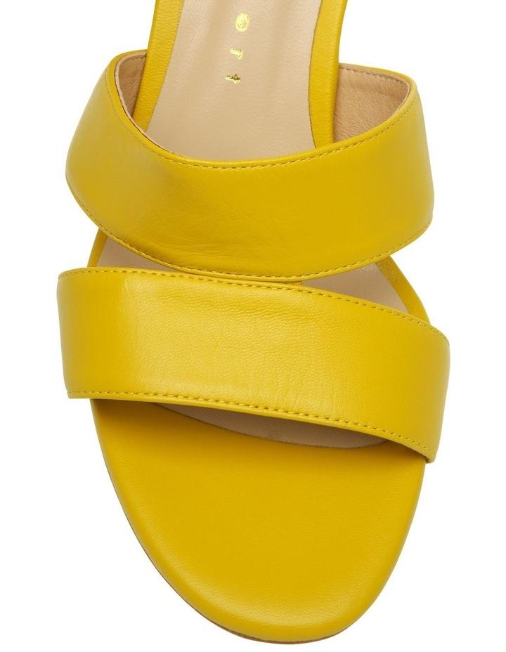 Ondine Sunflower Leather Sandal image 3