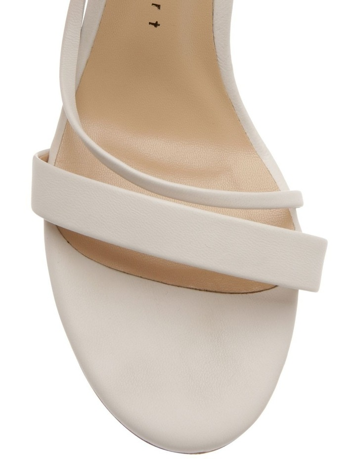 Peta Chalk Leather Sandal image 3