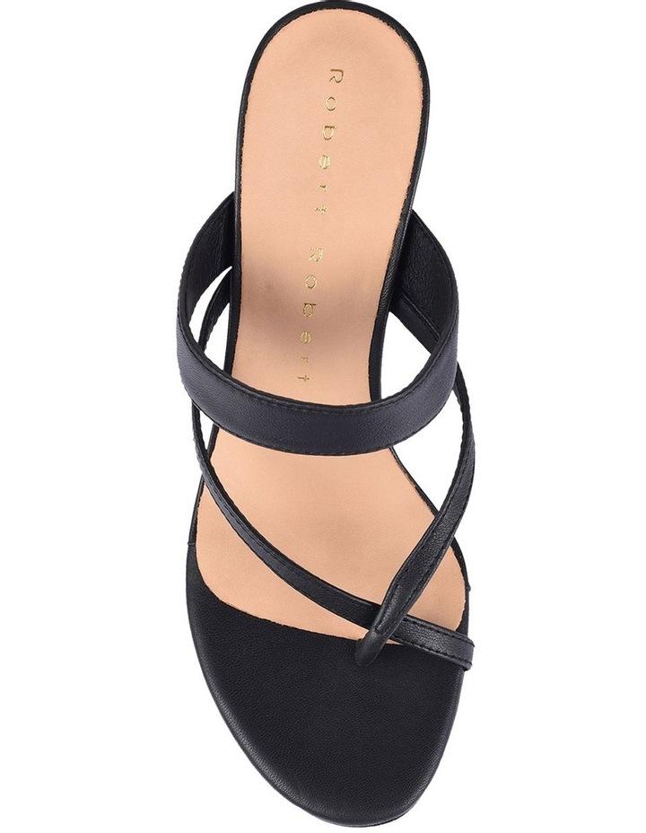 Fifi Black Sandal image 5