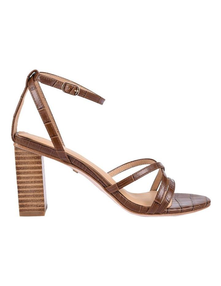Helen Tan Croc Emboss Sandal image 1
