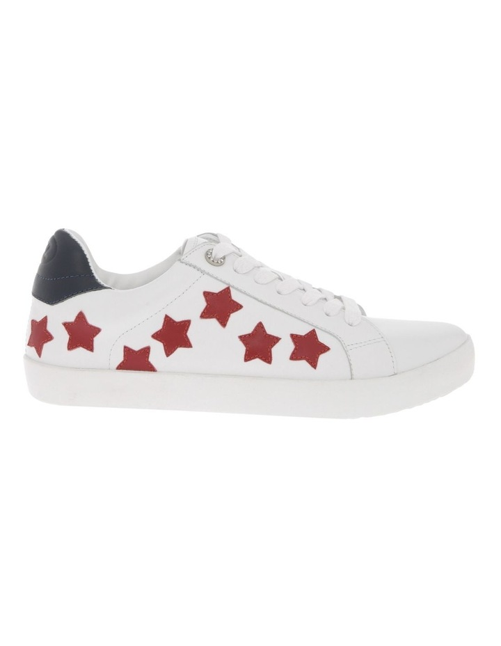 Zazou Chalk/Red/Navy Sneaker image 1