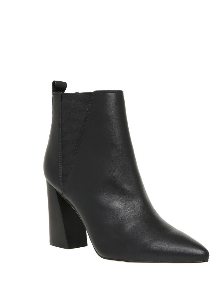 997b9f1f727 Nude Footwear Suki Black Leather Boot