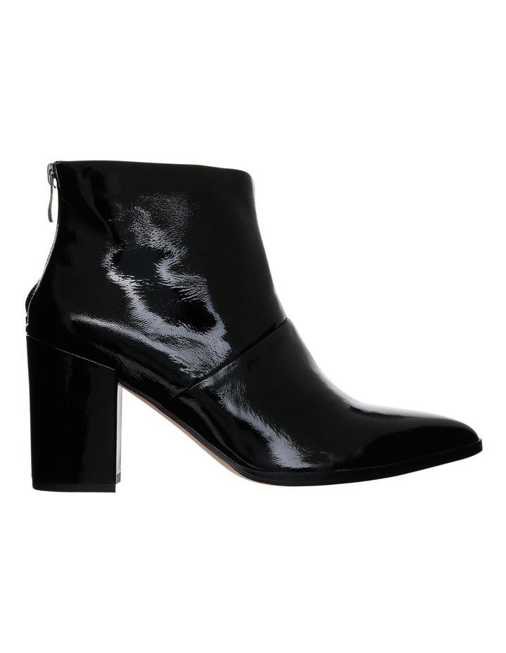 f8f4597dd86 Nude Footwear Kendall Black Boot
