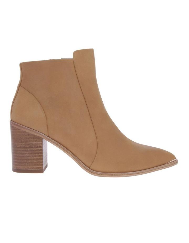 3520af37d4e Nude Footwear Ramira Tan Boot