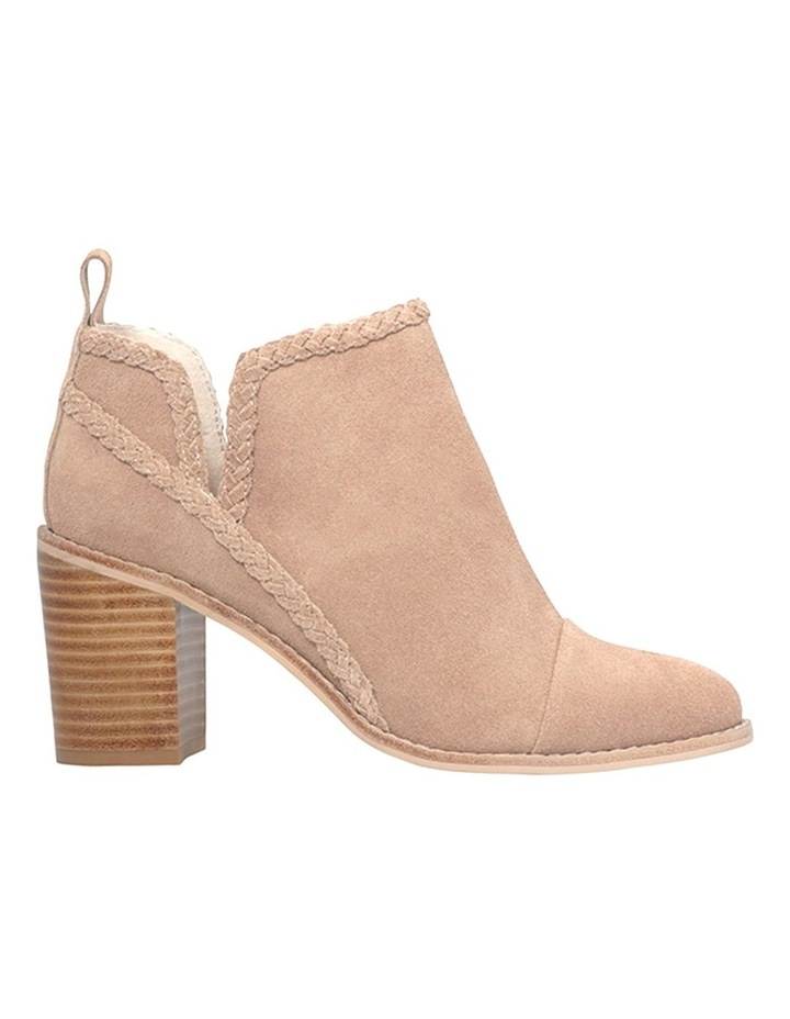 c6169cf2bc0 Nude Footwear Tayla Natural Suede Boot