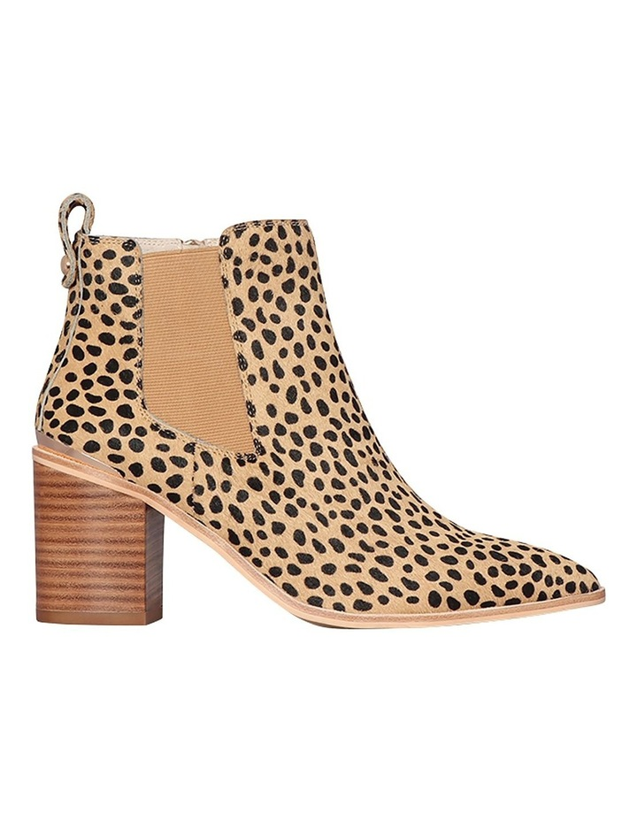 b1ab0452e5d Nude Footwear Khloe Tan Spot Boot