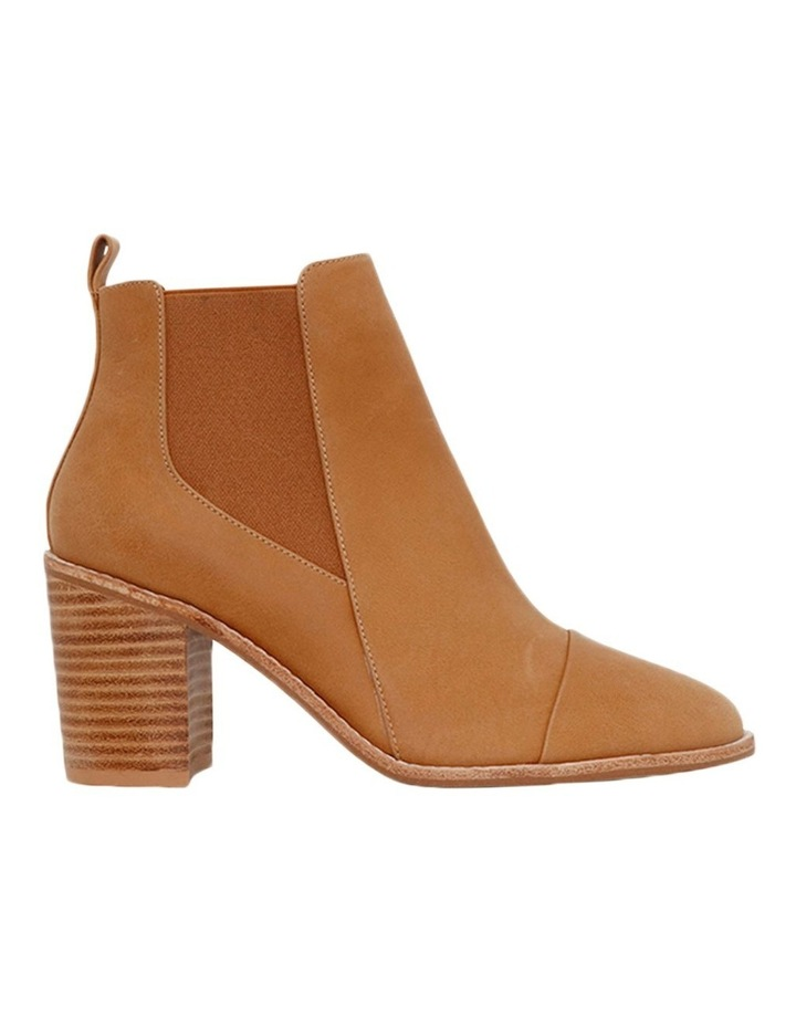 Kenley Tan Leather Boot image 1