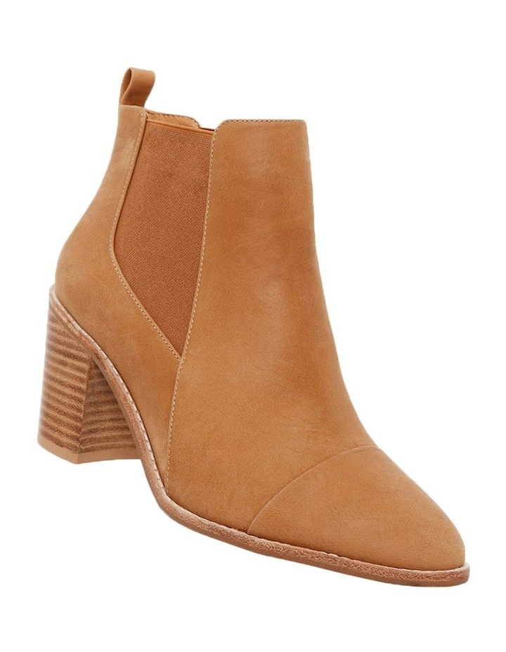Kenley Tan Leather Boot image 2