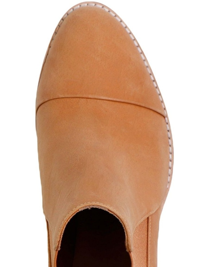 Kenley Tan Leather Boot image 3