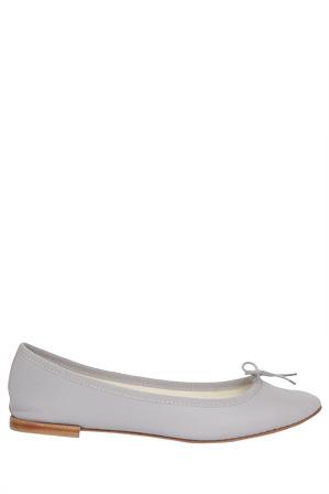 Repetto - Cendrillon Colombe Grey Nappa Pump