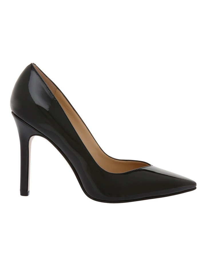 BeCool Black Patent Pump image 1