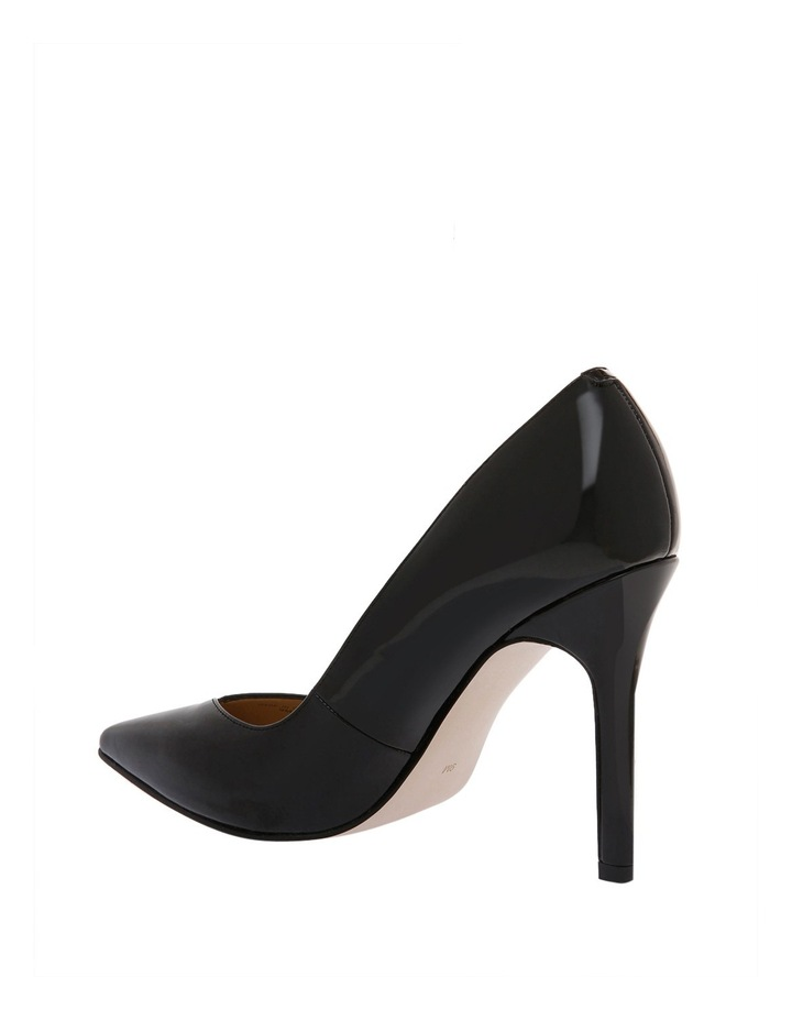 BeCool Black Patent Pump image 2
