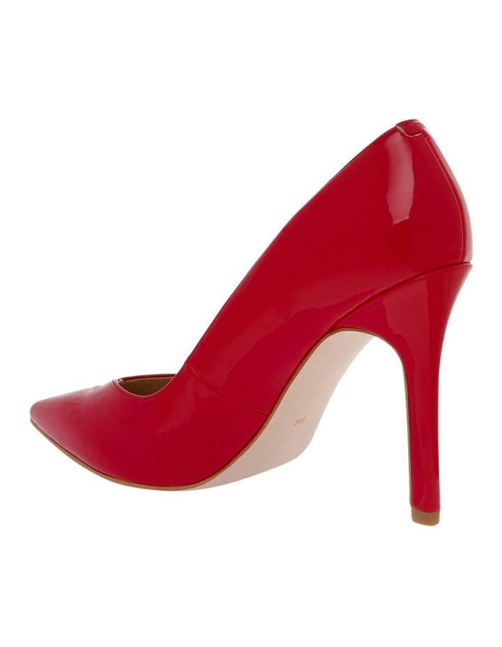 BeCool Red Patent Pump image 2