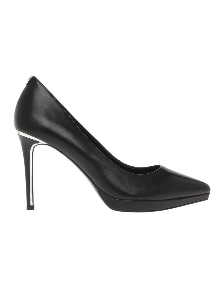 K3906352 Lexi Black Nappa Heeled Shoe image 1