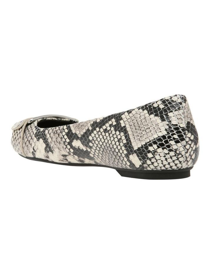Oneta Natural Snake Flat Shoe image 2