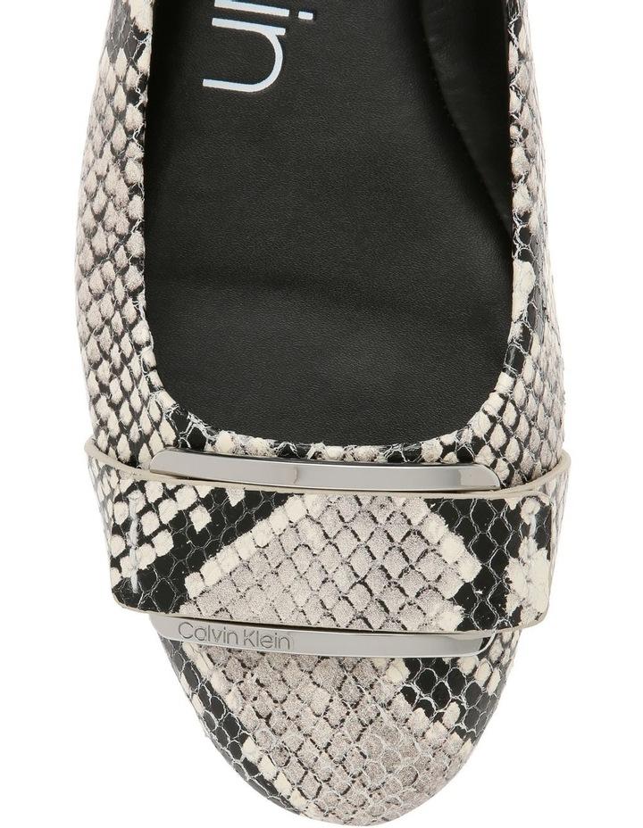 Oneta Natural Snake Flat Shoe image 4