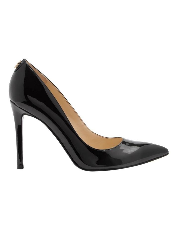 Crew Black Heeled Shoe image 1