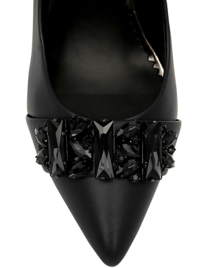 KL397650 Rada Black Heeled Shoe image 3