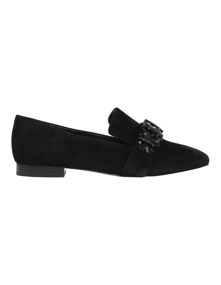 KL393450 Nyra Black Flat Shoe image 1