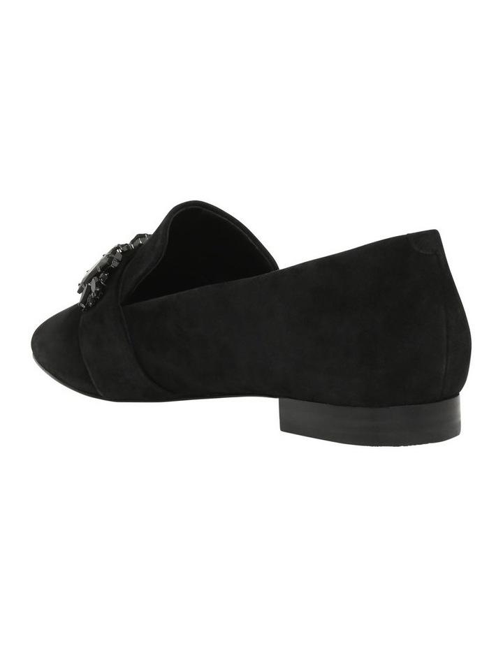 KL393450 Nyra Black Flat Shoe image 2