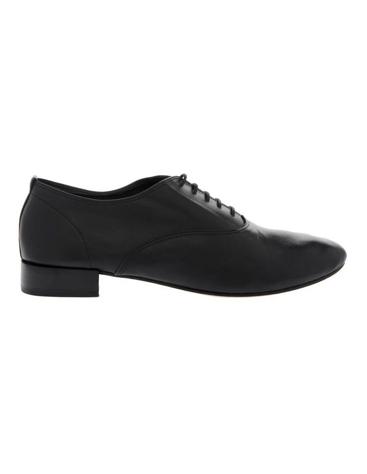 Zizi Black Flat Shoe image 1