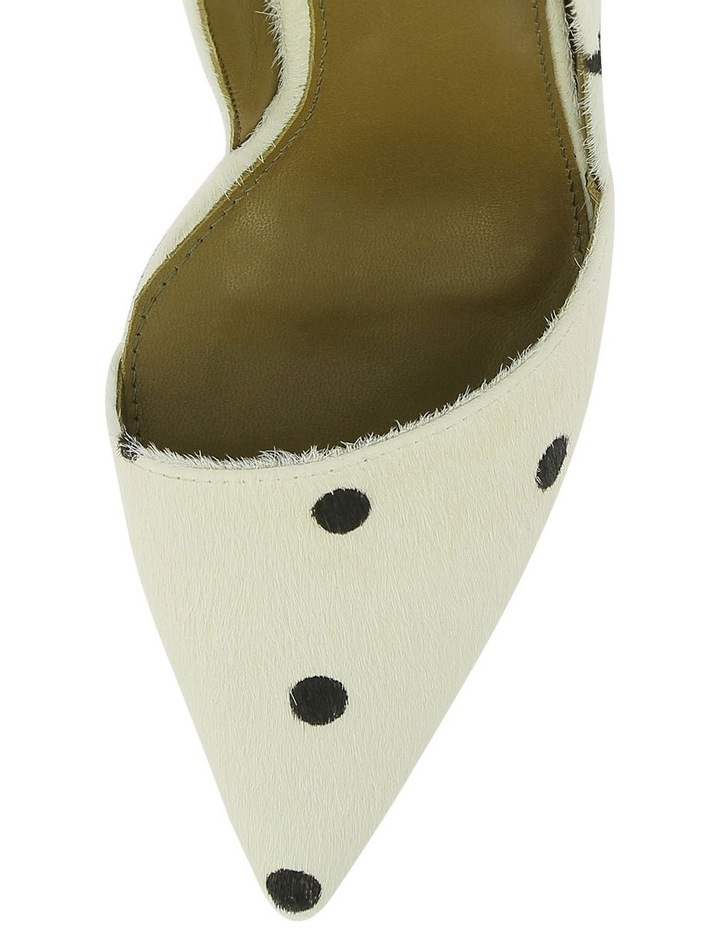 Iris Spot Heeled Shoe image 3