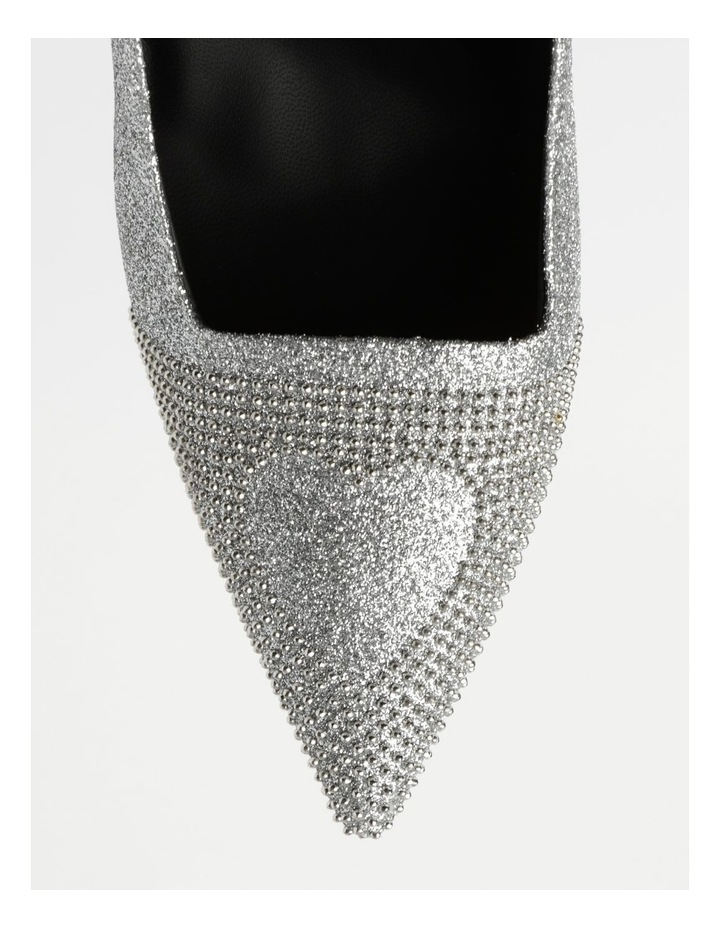 Silver Heeled Shoes image 2