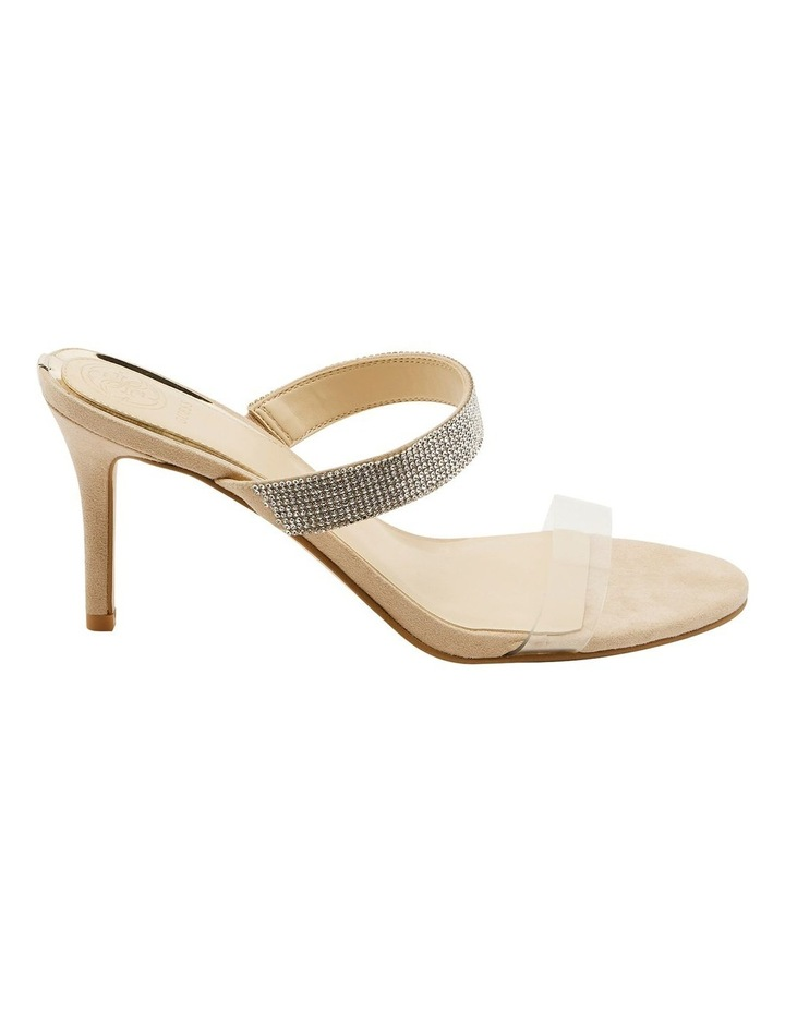 Adanr2 Blush/Clear Heeled Shoes image 1