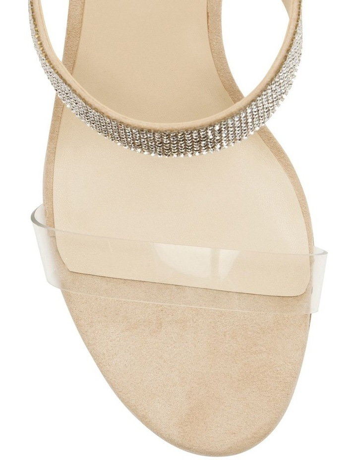 Adanr2 Blush/Clear Heeled Shoes image 3