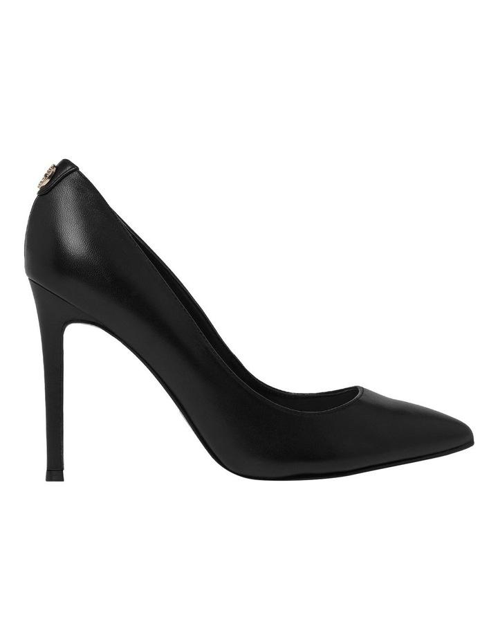 CREW8 Black Pump Heels image 1