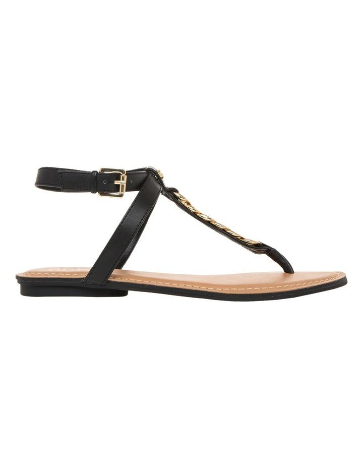 Gurri Black Sandal image 1