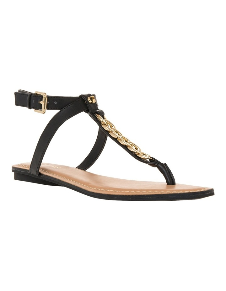 Gurri Black Sandal image 2