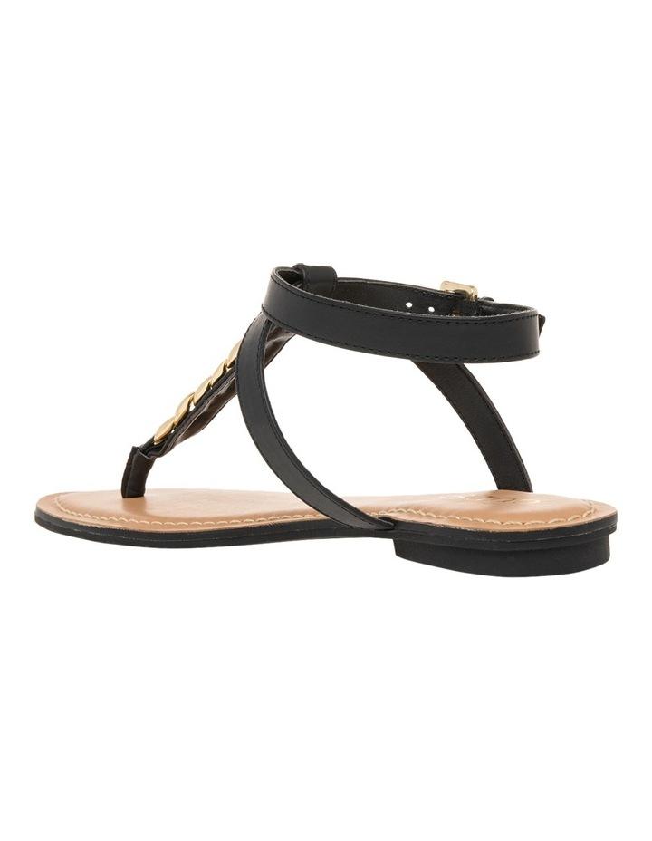 Gurri Black Sandal image 3