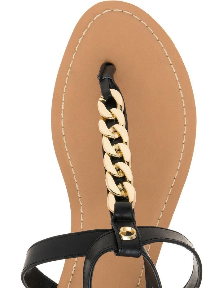 Gurri Black Sandal image 4