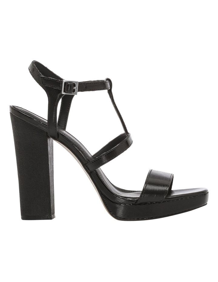 Belinda Black Sandal image 1