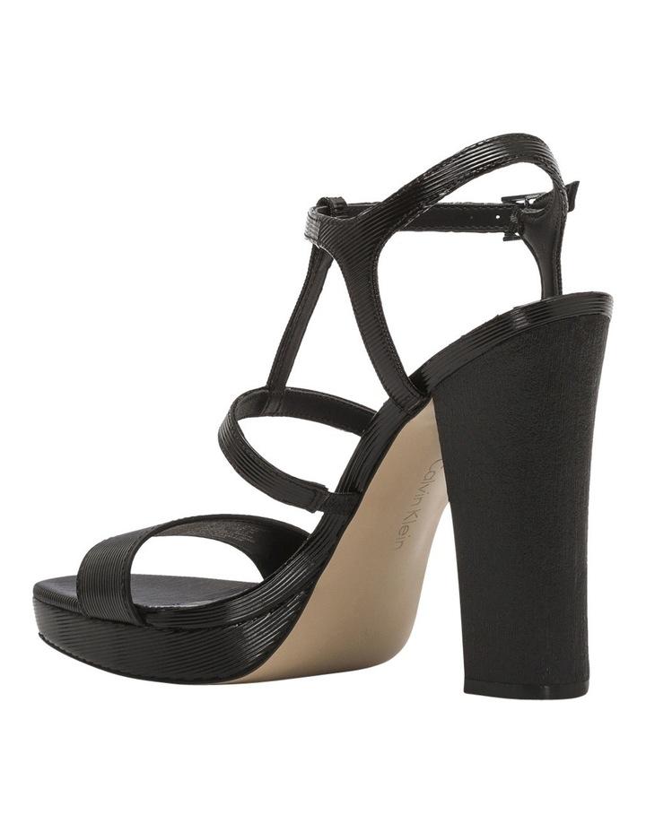 Belinda Black Sandal image 3