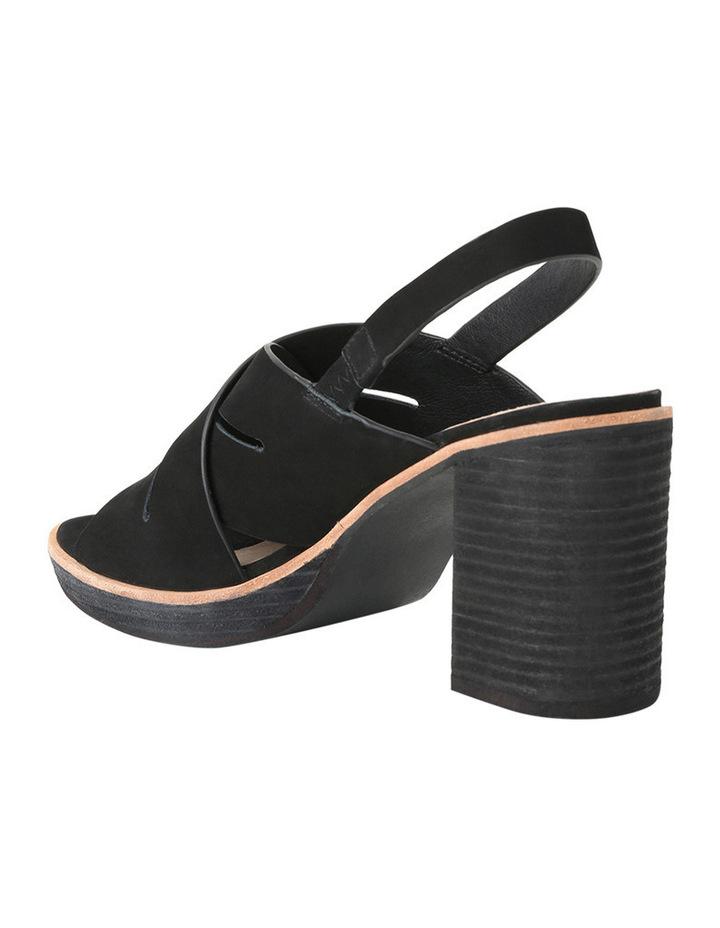Amiga Heel Black Sandal image 3