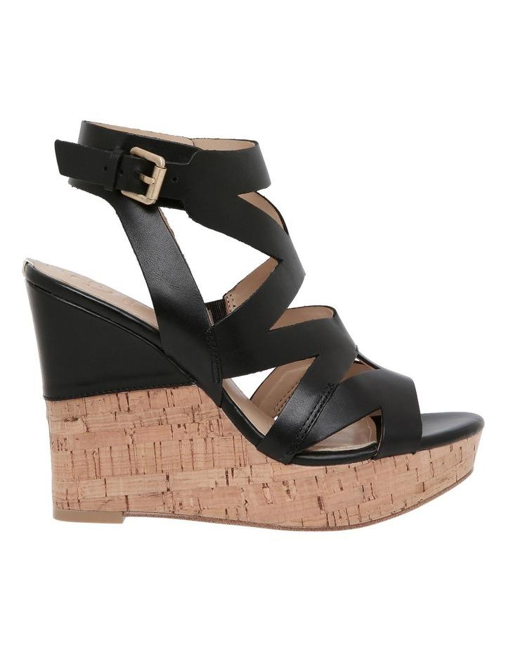 Hannele Black Sandal image 1