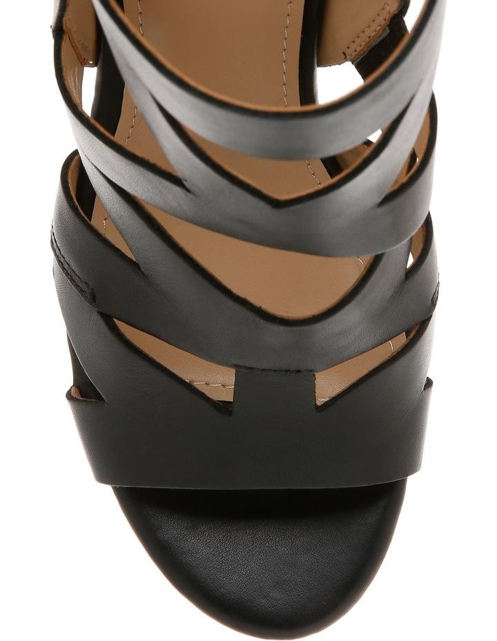 Hannele Black Sandal image 3