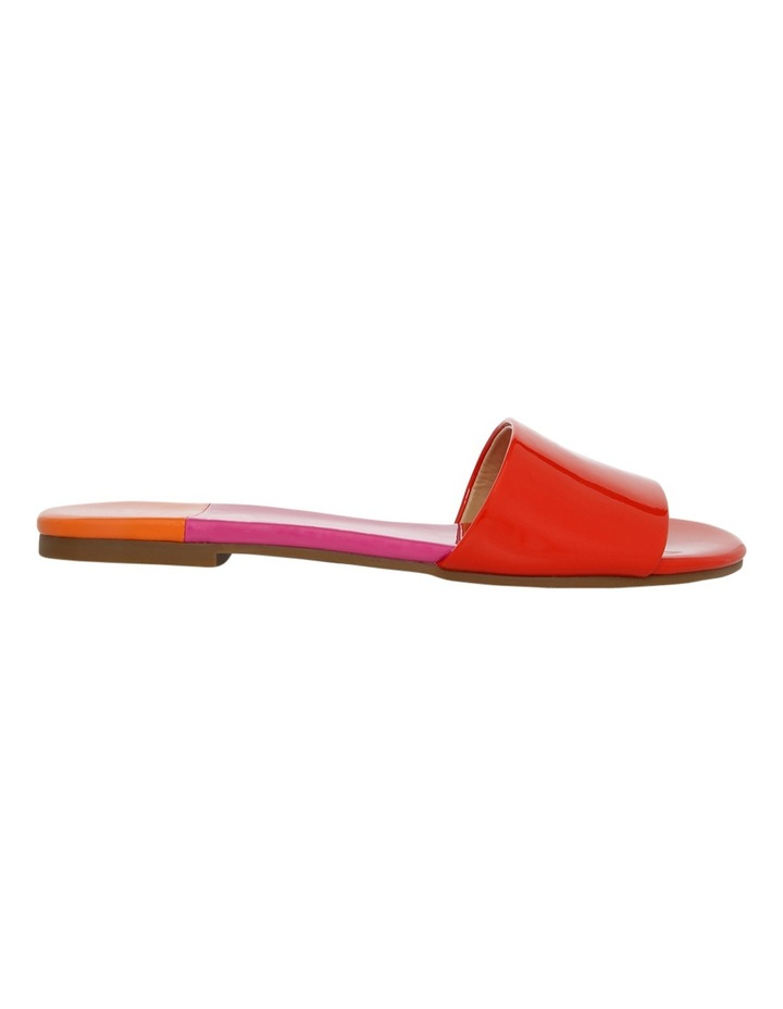 Rossi Red Orange Sandal image 1
