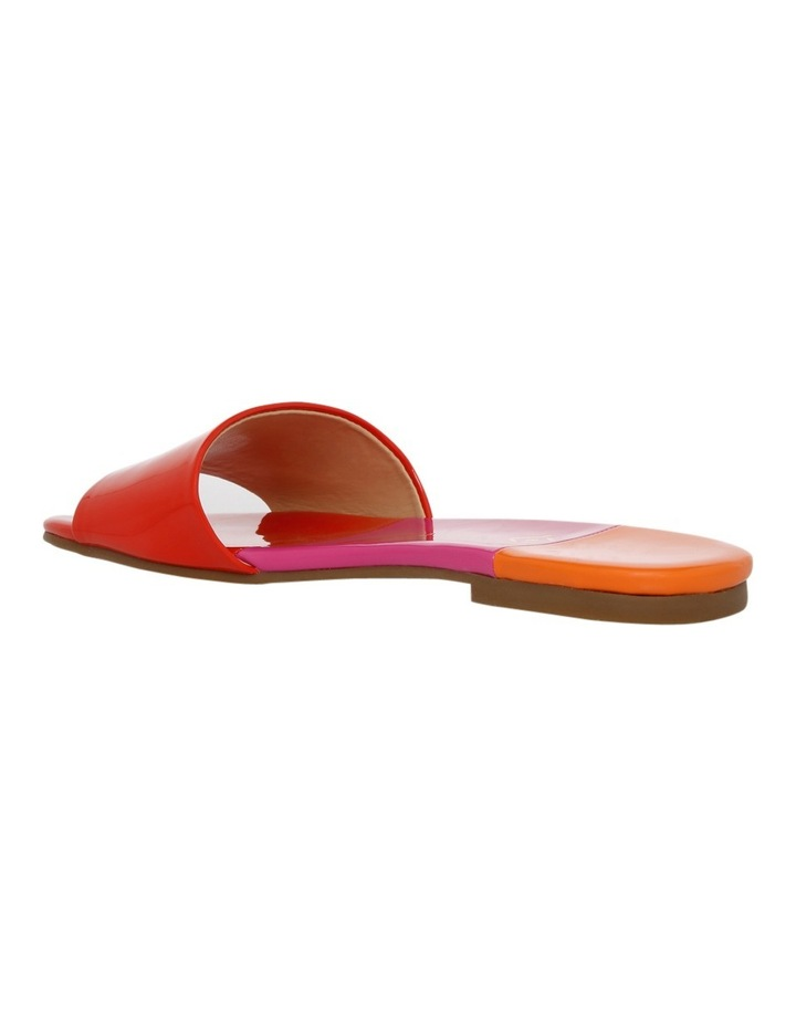 Rossi Red Orange Sandal image 2