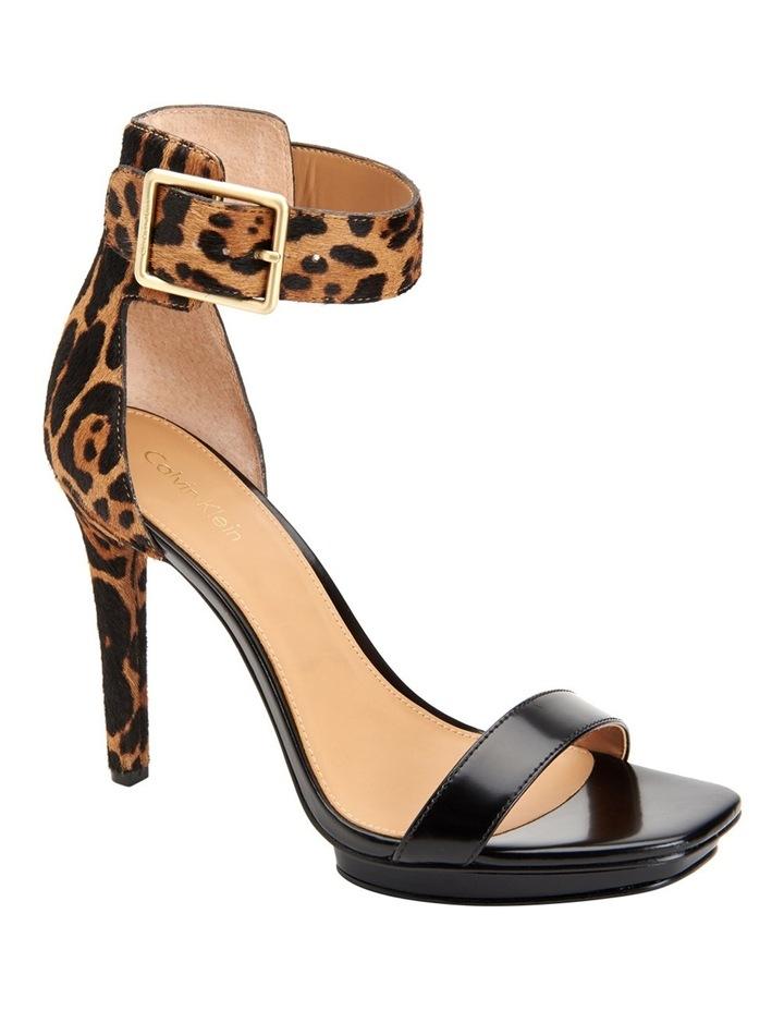 Vable Winter Leopard Sandal image 5